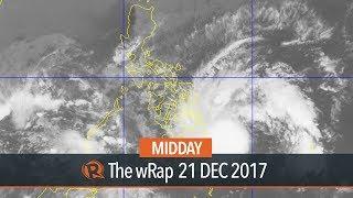 PAGASA: Be on alert, Tropical Storm Vinta 'no joke'