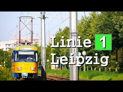[Doku] Linie 1 Leipzig: Mockau- Lausen | Linien im Portrait