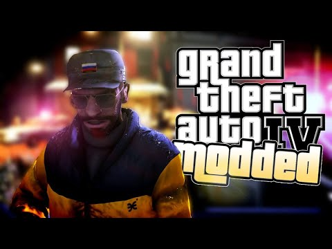 GTA 4 Mod Showcase [2019 Edition/30+ Mods] (Update #1)