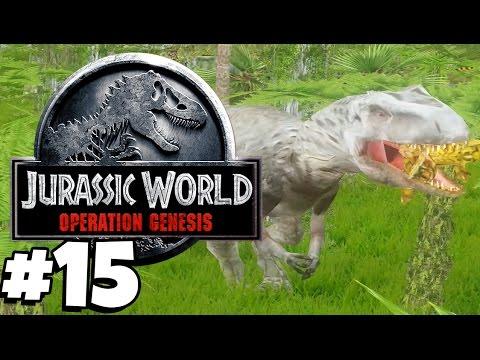 Jurassic Park: Operation Genesis   INDOMINUS REX (Playthrough Part 15)