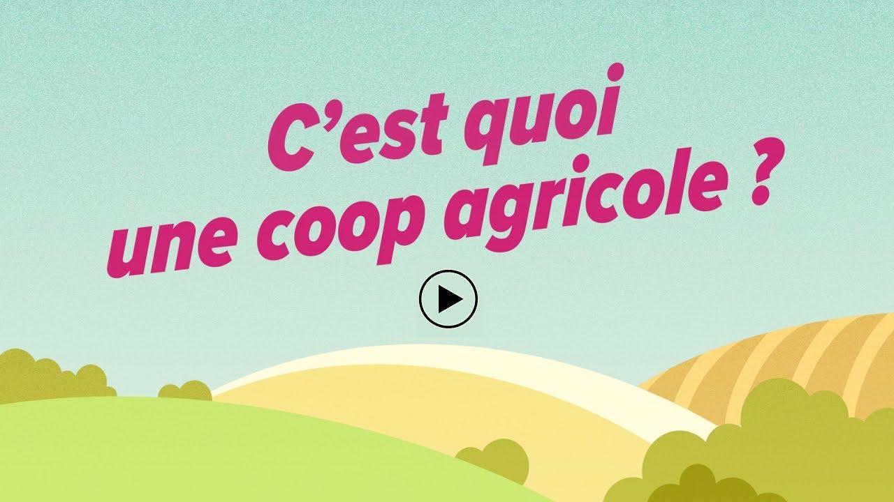 Download C'est quoi, une coopérative agricole?