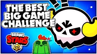 The Best Big Game Challenge In Brawl Stars!