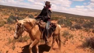 Horseback Riding Douglas Mesa, near Monument Valley