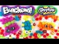 Shopkins BUNCHEMS Squishy Balls of Fun I Season 3 12 Pack Opening