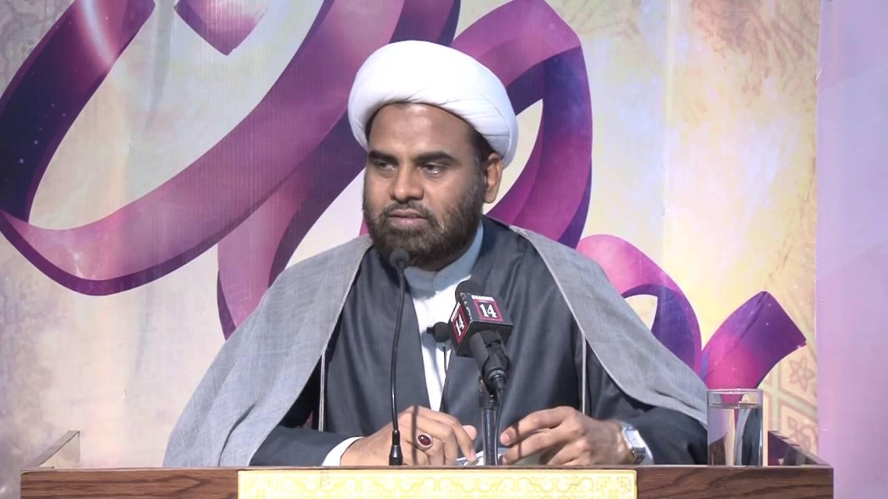 9/9 [Aql aur Deen] - H. I. Maulana Akhtar Abbas Jaun -  Maah-e-Ramadhan 1437-عقل و دین-اختر عباس جون