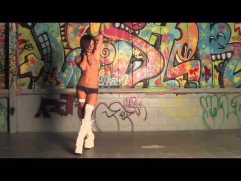 Tanec Go-go (Go-go) strip-plastika! The Best Dubstep GoGo Dance - Der Beste Dubstep Tanz - Hot Girl [HD].720