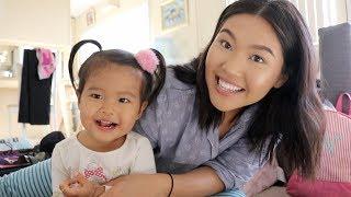 Bye Bye Daddy | The Mongolian Family
