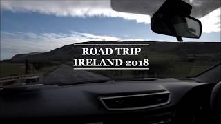 IRELAND - Family Road Trip Mars 2018