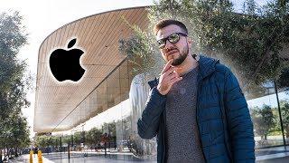Odwiedziny u Apple w Cupertino