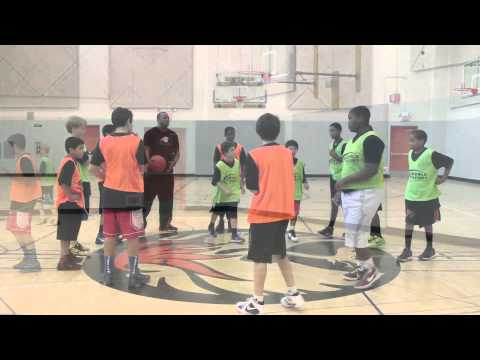 """Coach James - Basketball Drill 24: """"Steal the Bacon"""""""
