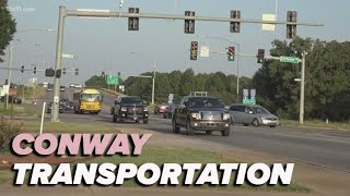 Conway looking to add public transportation system, seeks input
