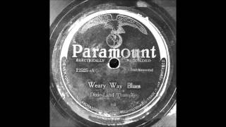 Weary Way Blues