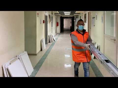 Policlinico Di Bari: Al Via I Lavori Di Ristrutturazione Nel Padiglione Di Neurologia
