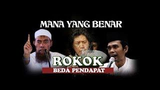 Download Mp3 Saksikan!!! Tegang, Debat 3 Ustad Tentang Rokok