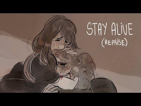 Stay Alive - Reprise (Hamilton Animatic)