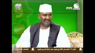 الشاعر صلاح ود مسيخ لقاء وأشعار- قناة الشروق