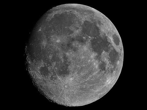 "APPROACHING THE ""COLD SUPER MOON"":  Large Telescope Broadcast- 9inch, 11inch and 80mm Scopes Tonight"