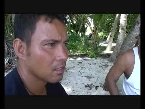Tokelau Tikopia ; South Pacific Ocean