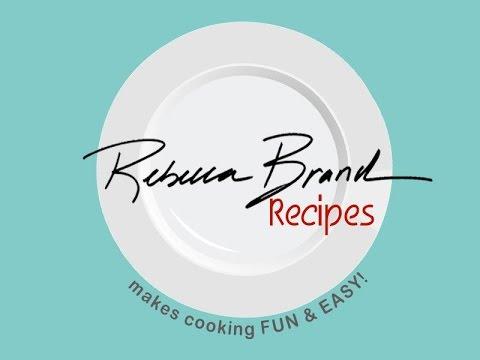 Mexican Tacos, Salsa, Guacamole TV Show  Rebecca Brand Recipes