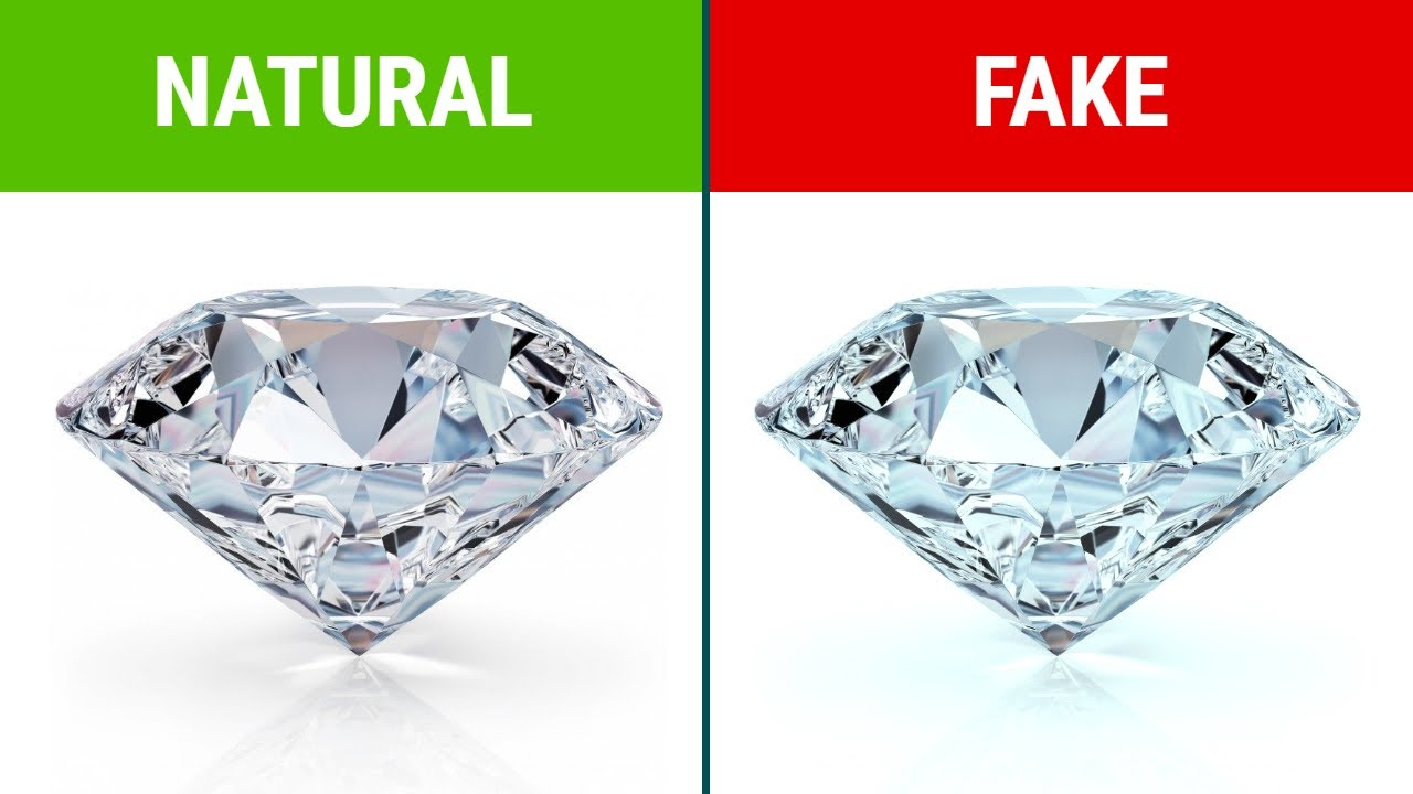 Fake Gemstones Vs Real. What Is The Difference?