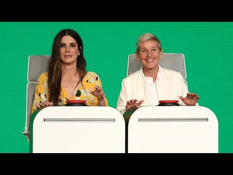 Sandra Bullock Answers