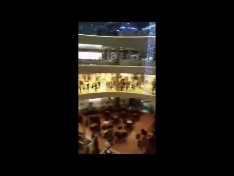 Iraq earthquake: People running for lives at mall in Erbil