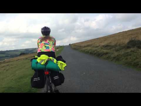 Devon Coast to Coast Cycle - Plymouth to Ifracombe