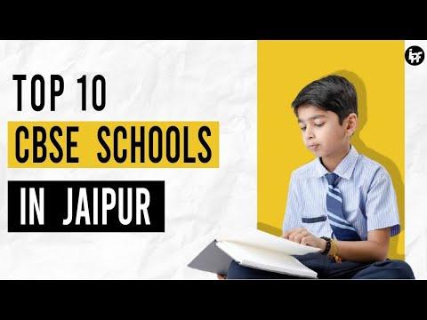 जयपुर के सर्वश्रेष्ठ स्कूल | Best CBSE Schools in Jaipur