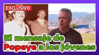 Popeye envía mensaje a peruanos que siguen el camino del sicariato