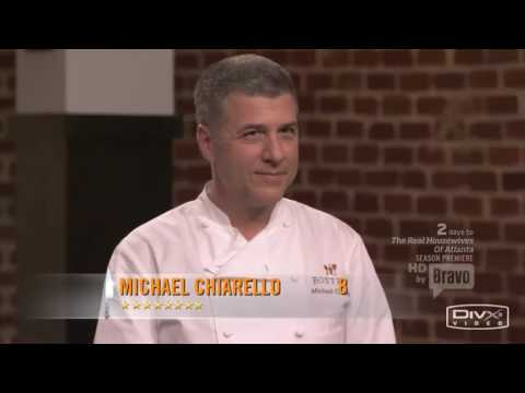 James Oseland Commentary on Top Chef Masters - YouTube