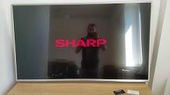 УЦЕНКА! Телевизор SHARP LC-55CUF8462ES  55 дюймов (2350)