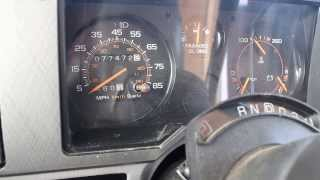 1994 Fleetwood Jamboree Searcher Class C Motorhome Cold Start up Sonnys RV