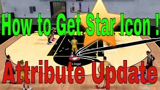 nba 2k17 my career how to get star icon and be unstopable my player atribute update nr 1