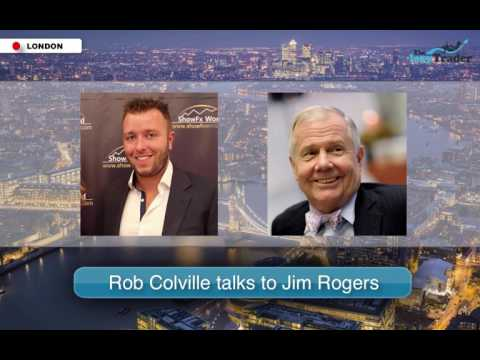 The Lazy Trader talks to legendary investor, Jim Rogers