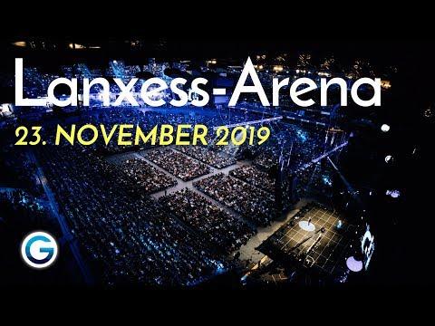 Vorschau Kölner Rednernacht 2019 in der Lanxess Arena
