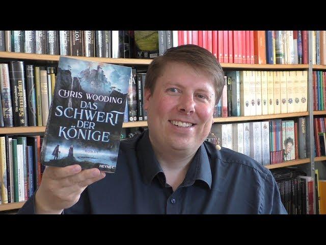 Das Schwert der Könige - Chris Wooding | Fantasyroman | Heyne
