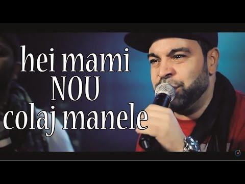 FLORIN SALAM - Hei Mami LIVE HIT (COLAJ MANELE) NOU 2015