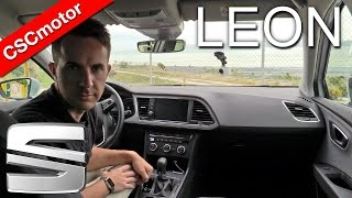 SEAT Leon - 2017   Prueba en carretera