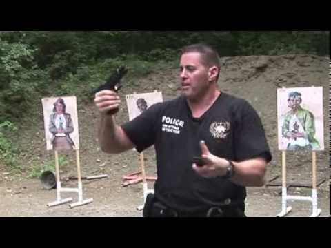 Israeli Tactical Handgun Operation