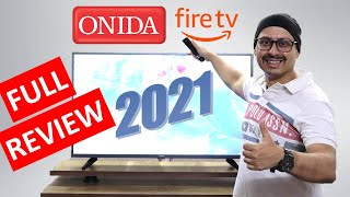 Onida Fire TV Edition Review Onida Fire TV Edition 43 Inch REVIEW Onida Fire TV Review