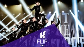 FLIP | Showcase All-Stars | Hit The Floor Gatineau #HTF2015
