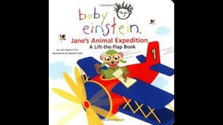 Video Baby Einstein Jane's Animal Expedition Book Review download MP3, 3GP, MP4, WEBM, AVI, FLV Mei 2018