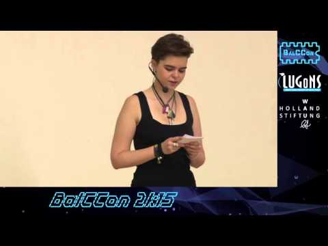 BalCCon2k15 - Marie Gutbub - I come in peace