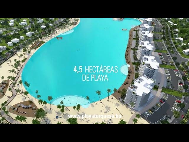 Video de presentación - Playa Turquesa