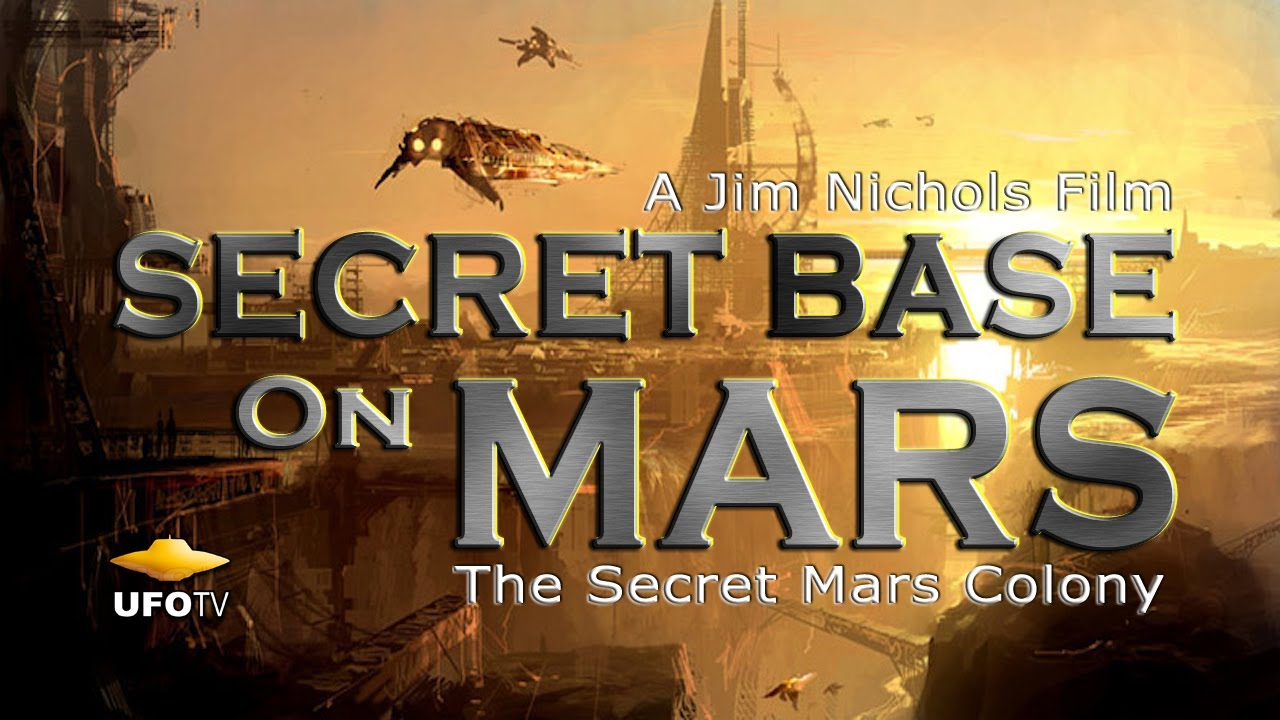 The Secret Mars Colony