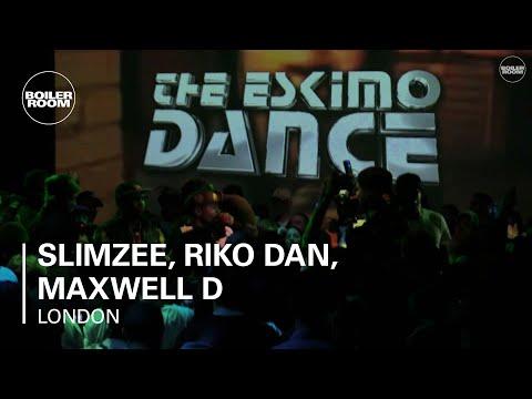 Slimzee, Riko Dan, Maxwell D & Major Ace ICA x The Eskimo Dance x Boiler Room London