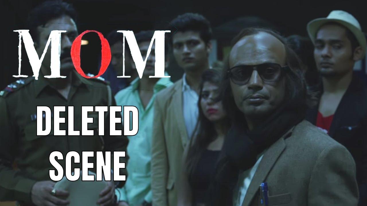 Download MOM | Deleted Scene | DK caught at a party | Nawazuddin Siddiqui | Sridevi | Akshaye Khanna