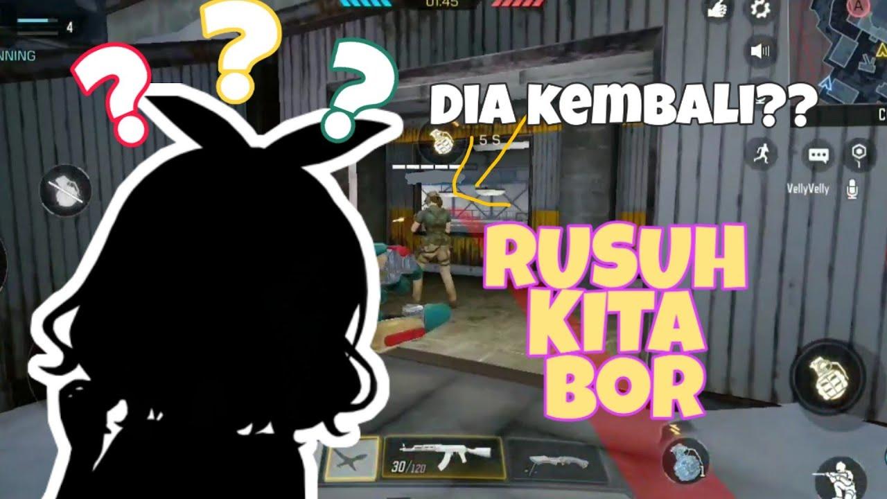 DIA KEMBALI? NO KILL, LOWBATTERY, SOMBONG, AZAB. - CALL OF DUTY MOBILE INDONESIA