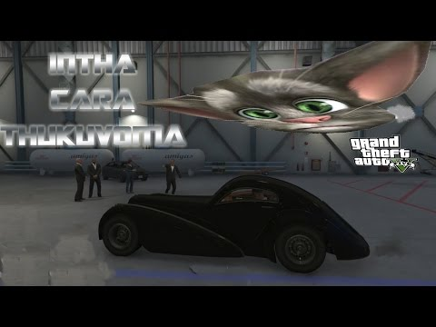 Tamil game GTA 5  tamil game play  and tamil commentary with talking tom   part 24