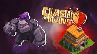 Clash of Clans-EPIC TH6 WAR BASE!anti 3 stars